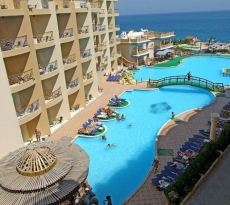 KING TUT AQUA PARK BEACH RESORT 4 *