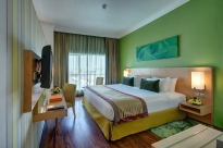 Al Khoory Executive Hotel Al Wasl 3*